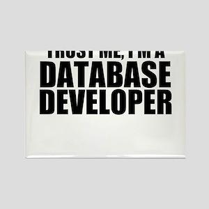 Trust Me, I'm A Database Developer Magnets