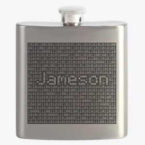Jameson, Binary Code Flask