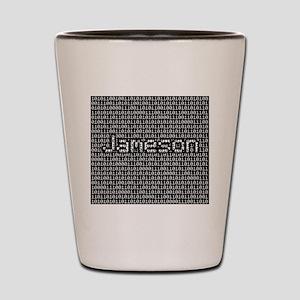 Jameson, Binary Code Shot Glass