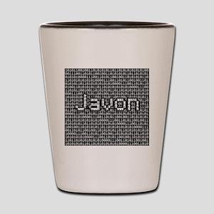 Javon, Binary Code Shot Glass