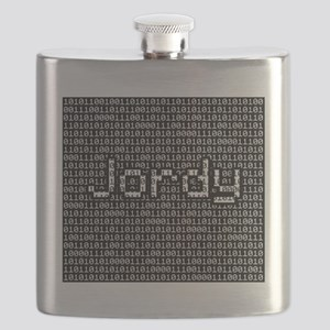 Jordy, Binary Code Flask