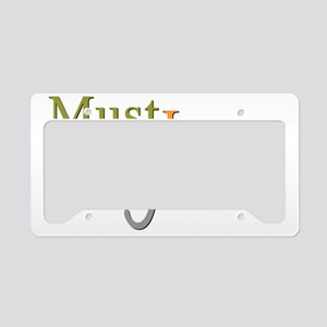 mustloveboykinspaniels License Plate Holder