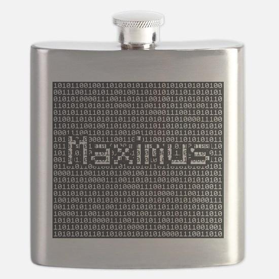 Maximus, Binary Code Flask