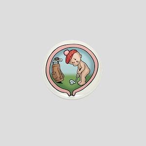 golf-womb-T Mini Button