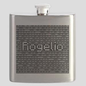 Rogelio, Binary Code Flask