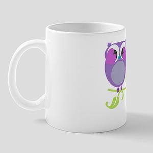 see hear speak no evil owls Mug
