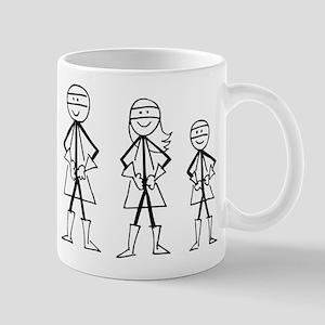Superhero Family Mug