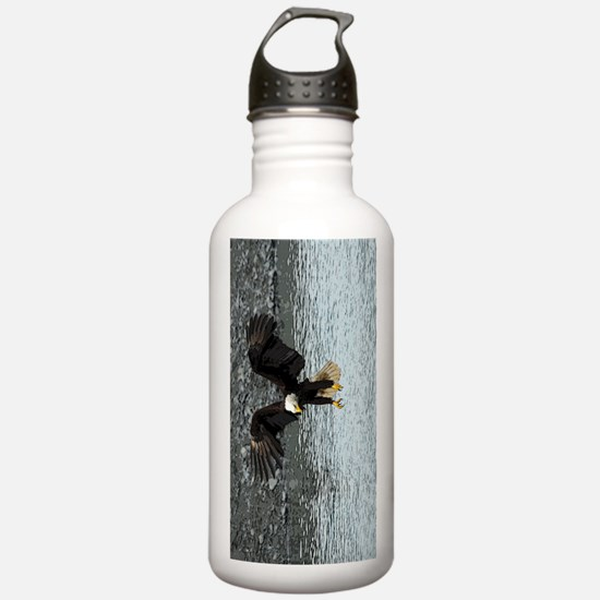 NookSleeve_eagle_5 Water Bottle