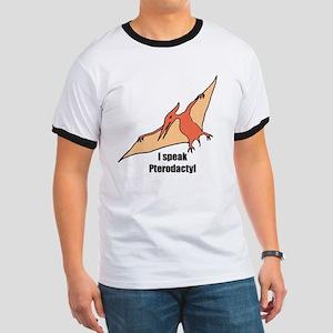 I speak pterodactyl Ringer T