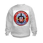 USS OHIO Kids Sweatshirt