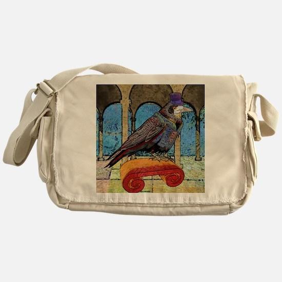 duvetTwinWellRaven Messenger Bag