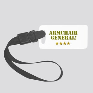 ARMCHAIR GENERAL 4 STAR Small Luggage Tag