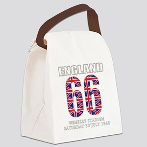 England 1966 Wembley Winners Canvas Lunch Bag