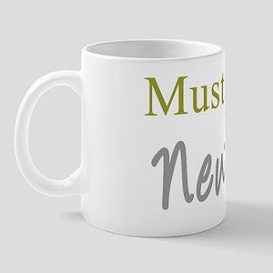 mustlovenewfies_black Mug
