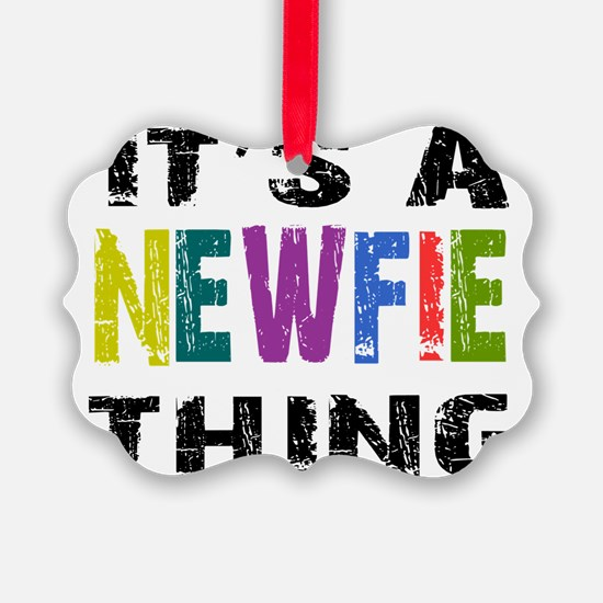 newfiething Ornament