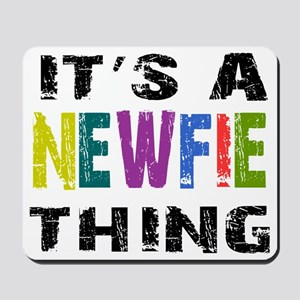 newfiething Mousepad