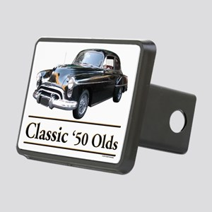 50 Olds Rectangular Hitch Cover