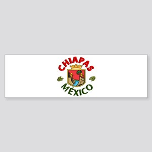 Chiapas Bumper Sticker