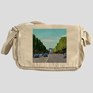 Les Champs Elysées Messenger Bag