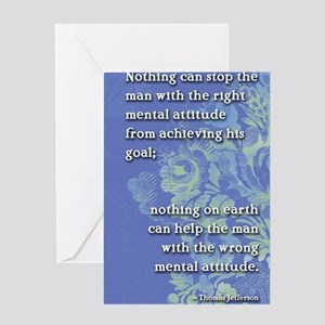 jefferson_journal Greeting Card