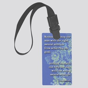 jefferson_journal Large Luggage Tag