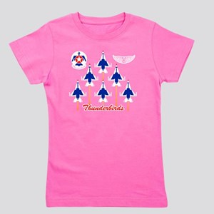 Thunderbirds Girl's Tee
