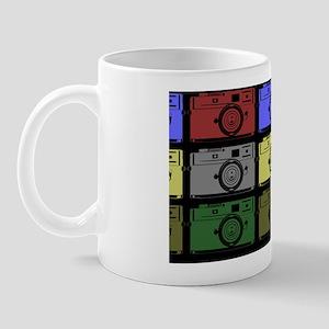 Camera Bag Mug