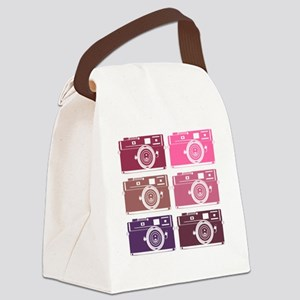photoGIRLS Canvas Lunch Bag