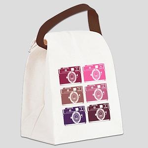 photoGIRLS Canvas Lunch Bag