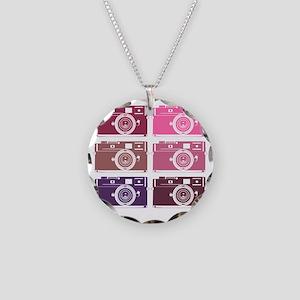 photoGIRLS Necklace Circle Charm