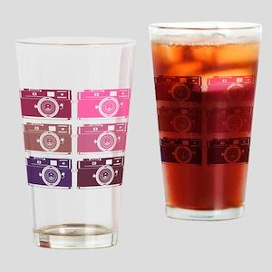 photoGIRLS Drinking Glass
