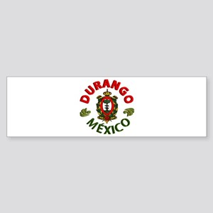 Durango Bumper Sticker