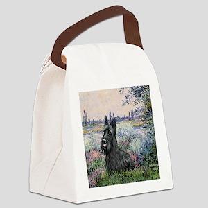 MP-Seine-Scotty8B-nc Canvas Lunch Bag