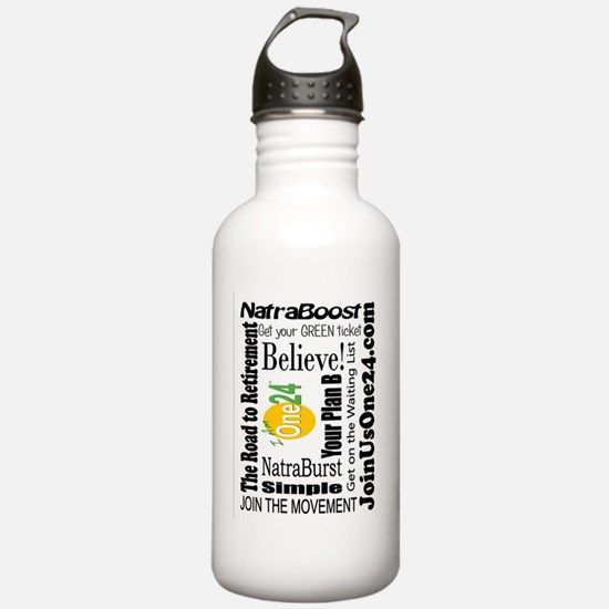 One24 large flip Water Bottle