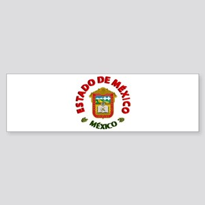 Estado de México Bumper Sticker