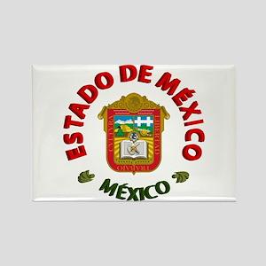 Estado de México Rectangle Magnet