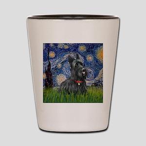 Starry-Scotty1 Shot Glass