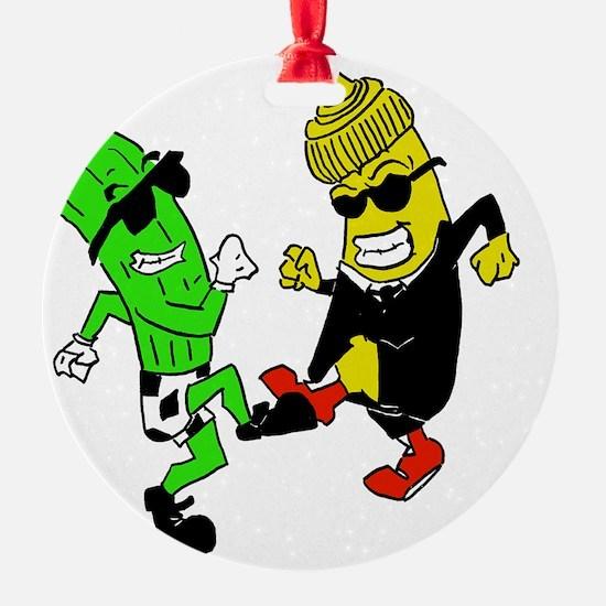Mustard Pickle Ornament