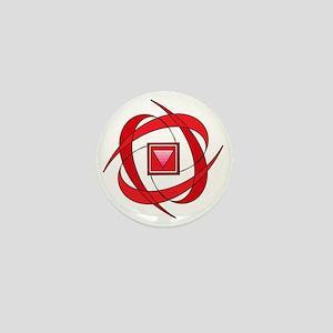Flux Love Mini Button