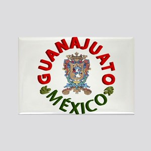 Guanajuato Rectangle Magnet