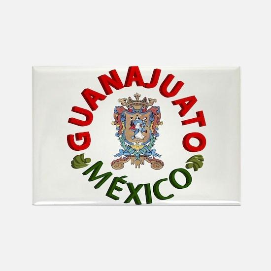 Guanajuato Rectangle Magnet