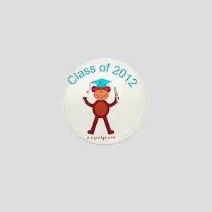 Graduation 2012 Mini Button
