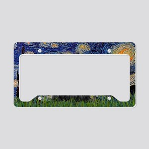 Starry - Scotty #1 License Plate Holder