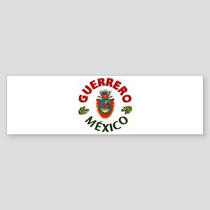Guerrero Bumper Sticker