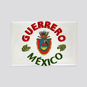 Guerrero Rectangle Magnet