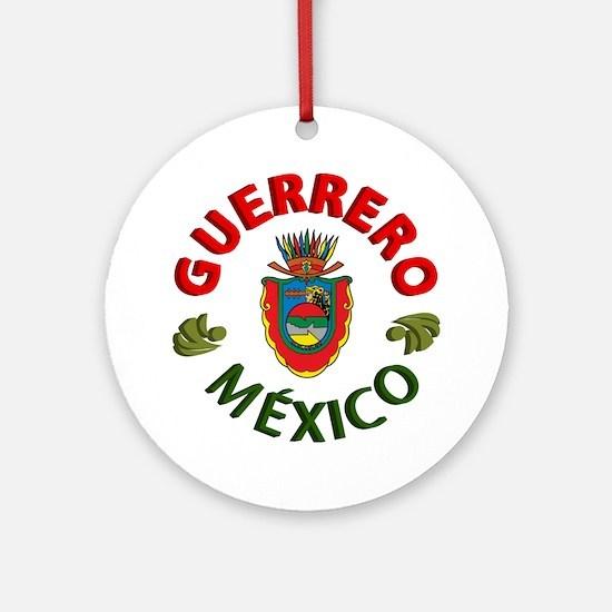 Guerrero Ornament (Round)