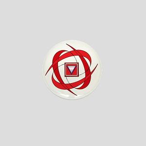 Flux Love MTF Mini Button