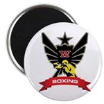 Boxing 2.25&Quot; Magnet (10 Pack)