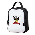 Boxing Neoprene Lunch Bag