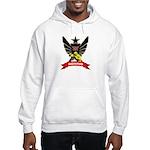 Western Avenue Boxing Gym Hooded Sweatshirt